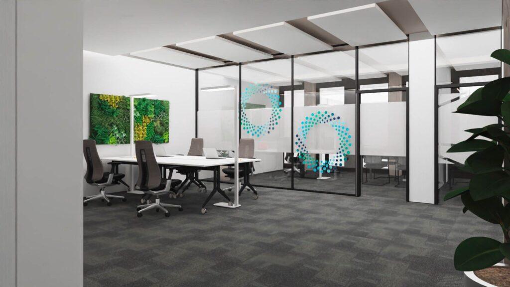 Lumen Park Bürofläche
