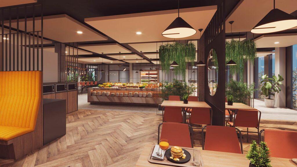 Lumen Park Restaurant